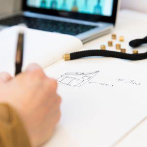 photo cahier styliste